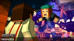 Minecraft: Story Mode - A Telltale Games Series. Episode 1-6 (2015-2016/RUS/ENG/RePack от R.G. Freedom)