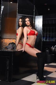 set097 Red Lingerie 20.03.15