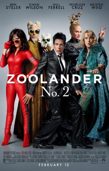 Zoolander 2 (2016) PL.720p.BDRiP.XviD.AC3-LTS ~ Lektor PL