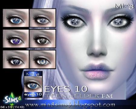Глаза, контактные линзы - Страница 5 897f8ffb598d3cfc5556591139a4765c