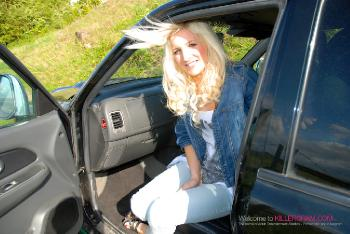 Lucy Lu_Off Road Dogging