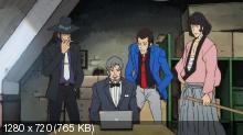 Люпен Третий: Приключения в Италии / Lupin the 3rd Part 4 [TV] [01-13] (2015) HDTVRip 720 | Persona99