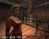 Дикий Запад: Игра со смертью / Dead Man's Hand (2004) PC | Лицензия