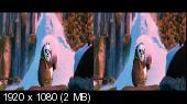 Кунг-фу Панда 3 3D / Kung Fu Panda 3 3D (Лицензия) Горизонтальная анаморфная