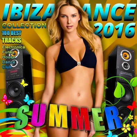 VA - Ibiza Dance — Summer Collection (2016) MP3