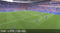Футбол. Чемпионат Европы 2016. Финал. Португалия - Франция + Награждение [Первый канал] [10.07] (2016) IPTV