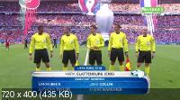 Футбол. Чемпионат Европы 2016. Финал. Португалия - Франция + Превью + Награждение [Матч Футбол 1 HD] [10.07] (2016) HDTVRip