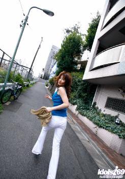 Reina Mizuki - Reinaa Mizuki Lovely Asian Model Is A Horny babe
