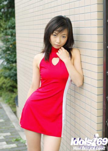 Katou Yuka - Katou Yuka Horny Cheerleader Who Enjoys Showing Off Her Body
