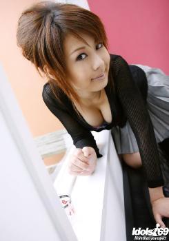 Sakurako - Sakurako Asian Hottie Enjoys Her Hot Body Aat Home