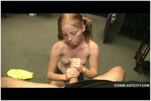 Cumblastcity - Alyssa Hart Cum Splattered - Jul 31 (2012/SD)