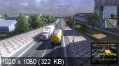 Euro Truck Simulator 2 [ v1.24.4.3s + 42 DLC] (2013) PC | RePack от SEYTER