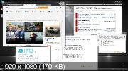Windows 7 SP1 x86/x64 8in1 Black Edition Lite v.32 KottoSOFT