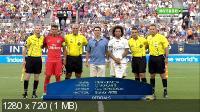 Футбол. Международный Кубок Чемпионов 2016. Реал Мадрид (Испания) – ПСЖ (Франция) [Матч Футбол 1 HD] [28.07] (2016) HDTVRip 720p |