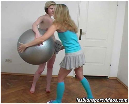 Lesbiansportvideos - Zoe and Zulfiya (2012/HD)