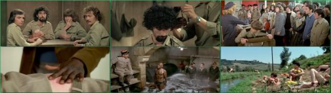 Новобранцы идут на войну / Les bidasses s'en vont en guerre (1974)