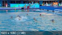 XXXI Летние Олимпийские Игры. Рио-де-Жанейро (Бразилия). Водное поло. Мужчины. Группа A. 1-й тур. Сербия - Венгрия [06.08] (2016) IPTV 1080i