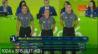 XXXI Летние Олимпийские Игры. Рио-де-Жанейро (Бразилия). Баскетбол. Мужчины. Группа A. 3-й тур. Австралия - США [Матч! ТВ] [10.08] (2016) WEBRip-AVC