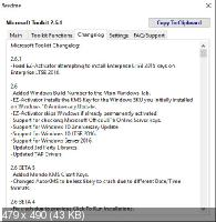 Microsoft Toolkit 2.6.1 Stable