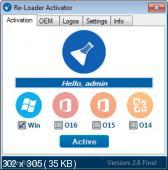 Re-Loader Activator 2.6 Final