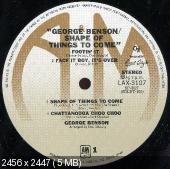 George Benson - Shape Of Things To Come (1969) [Japan Press]