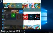 Windows 10 Enterprise x64 v.14393.82 BOX by Lopatkin (RUS/2016)