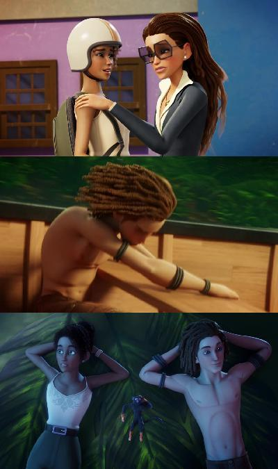 Tarzan and Jane 2017 S02E02 720p WEB x264-CRiMSON