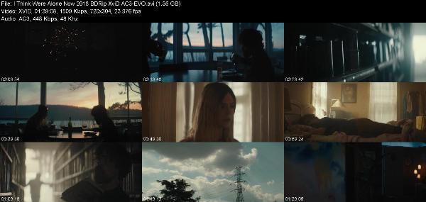 I Think Were Alone Now 2018 BDRip XviD AC3-EVO