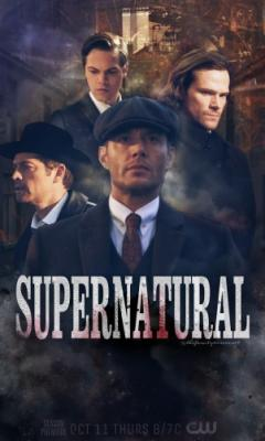 ������������������ / Supernatural [�����: 14, �����: 1-10 (20)] (2018) HDTVRip 720p | DreamRecords