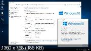 Windows 10 enterprise ltsc 2019 x64 by moversoft v.10.2018 (rus). Скриншот №1