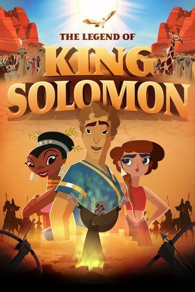 The Legend of King Solomon 2018 1080p WEB-DL H264 AC3-EVO