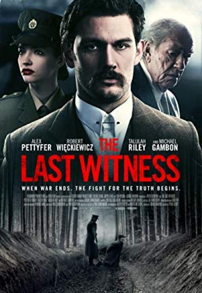 The Last Witness 2018 1080p BluRay x264 DTS-HD MA 5 1-FGT