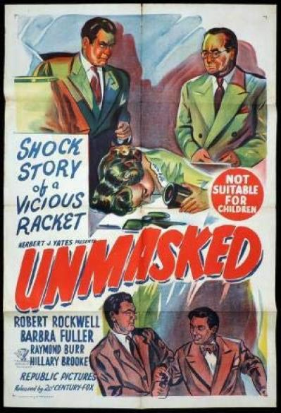 Unmasked S01E03 The Big Bad Wolf WEBRip x264-CAFFEiNE