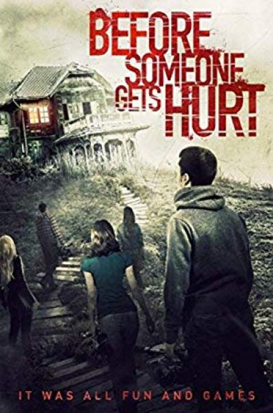 Before Someone Gets Hurt 2018 BRRip XviD MP3-XVID