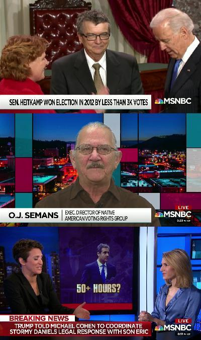 The Rachel Maddow Show 2018 10 15 720p MNBC WEB-DL AAC2 0 x264-BTW