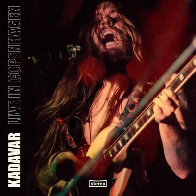 Kadavar - Live in Copenhagen  2018