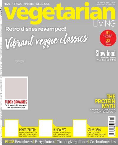 2018-11-01 Vegetarian Living