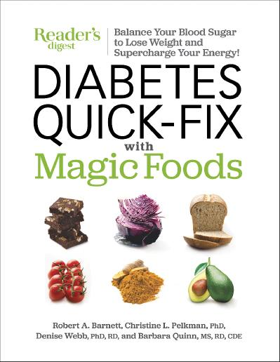 Diabetes Quick-Fix with Magic Foods Balance Your Blood Sugar to Lose Weight and Supercharge Your ...