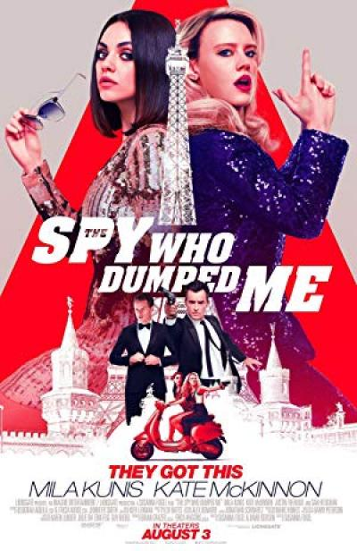 The Spy Who Dumped Me (2018) [WEBRip] [720p] [YTS]
