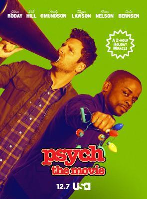 Ясновидец: Кино / Psych: The Movie (2017)